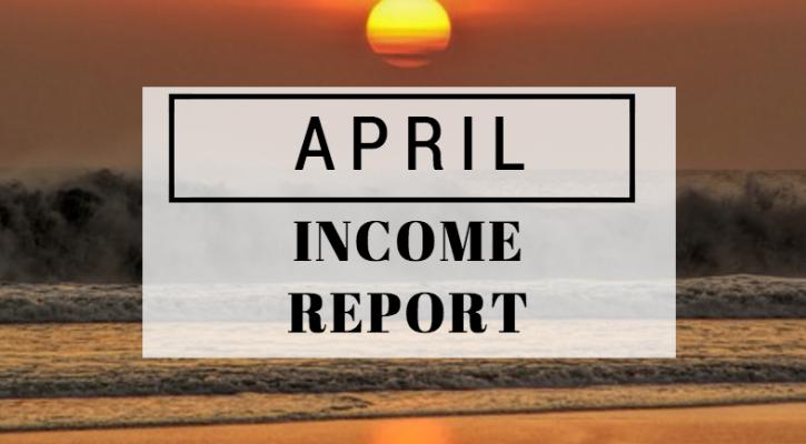 April Income report 2016