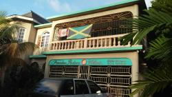 Hotel Review: New Freedom Palace Bed and Breakfast.