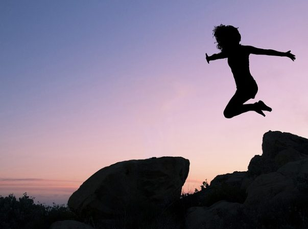 Taking the leap of faith to achieve our lifestyle dreams.