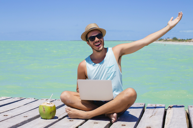 Find a digital nomad job
