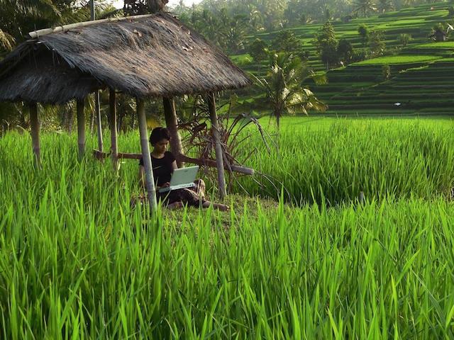 Digital Nomad Ubud Bali