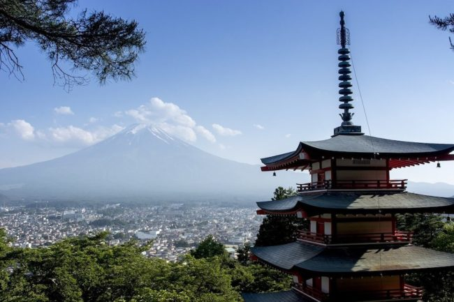 Japan as a digital nomad destination? Anything is possible.