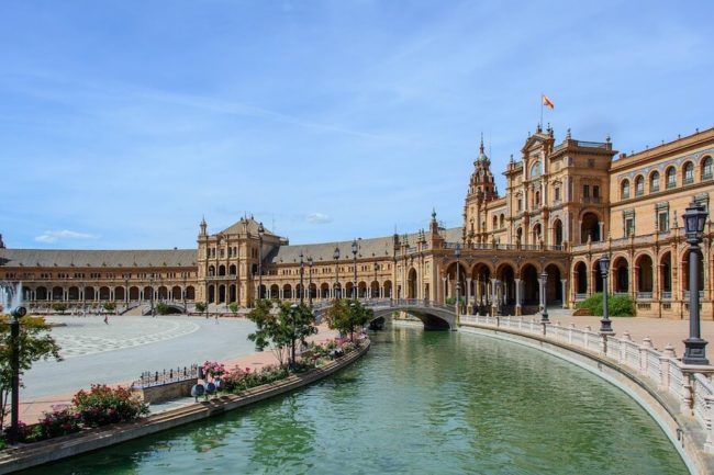 Explore Seville as a digital nomad location.