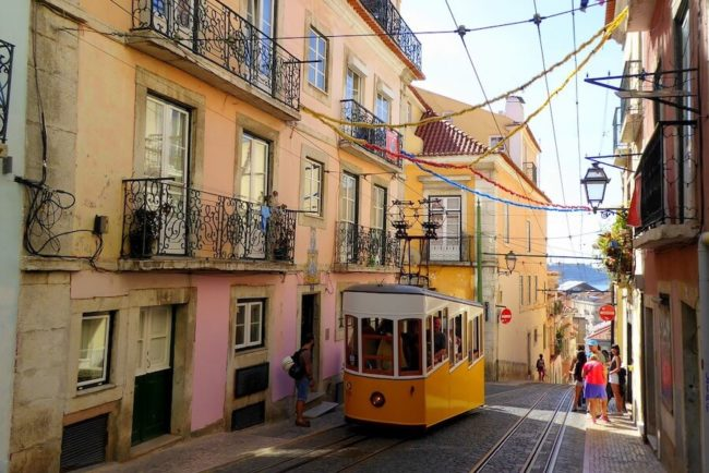Lisbon – The unknown travel destination for digital nomads.