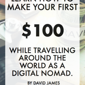 Learn how to make your first $100